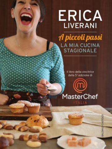Erica Liverani Libro a Piccoli Passi MasterChef